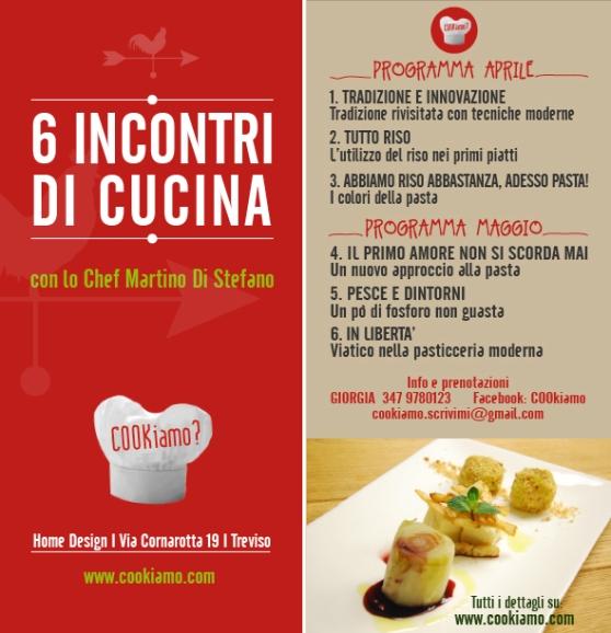 Programma Cucina Aprile+Maggio