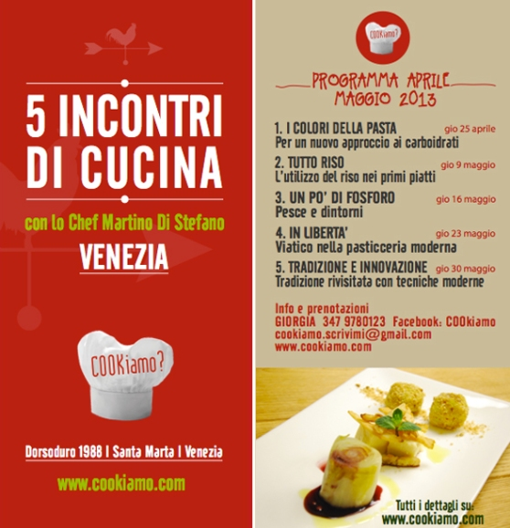 ProgrammaCucina_AprileMaggio_Venezia