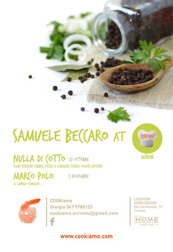 corso cucina treviso. la cucina di ricerca di samuele beccaro ... - Corso Cucina Treviso