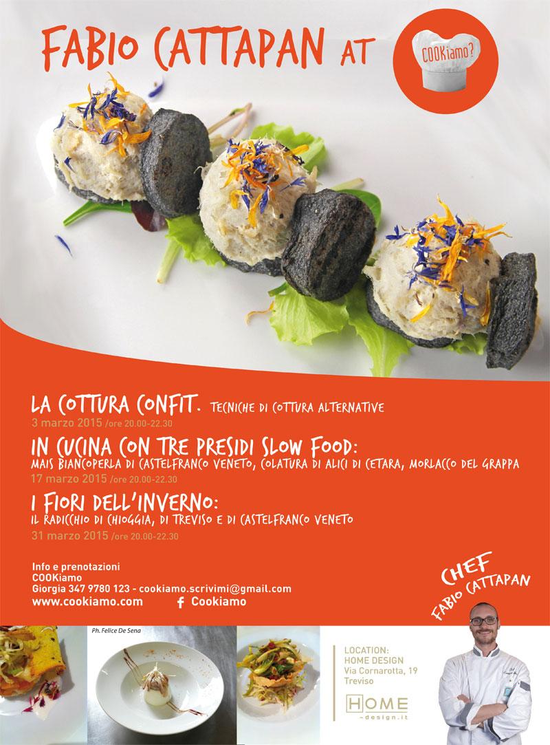 cookiamo? | incontri coolinari con lo chef - Corso Cucina Treviso