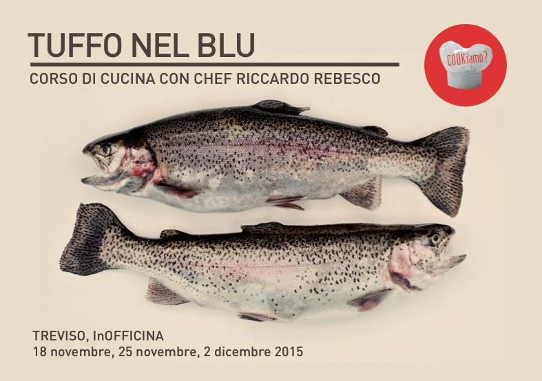 tuffo nel blu corso cucina pesce rebesco