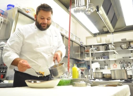 Chef MIchele Cella