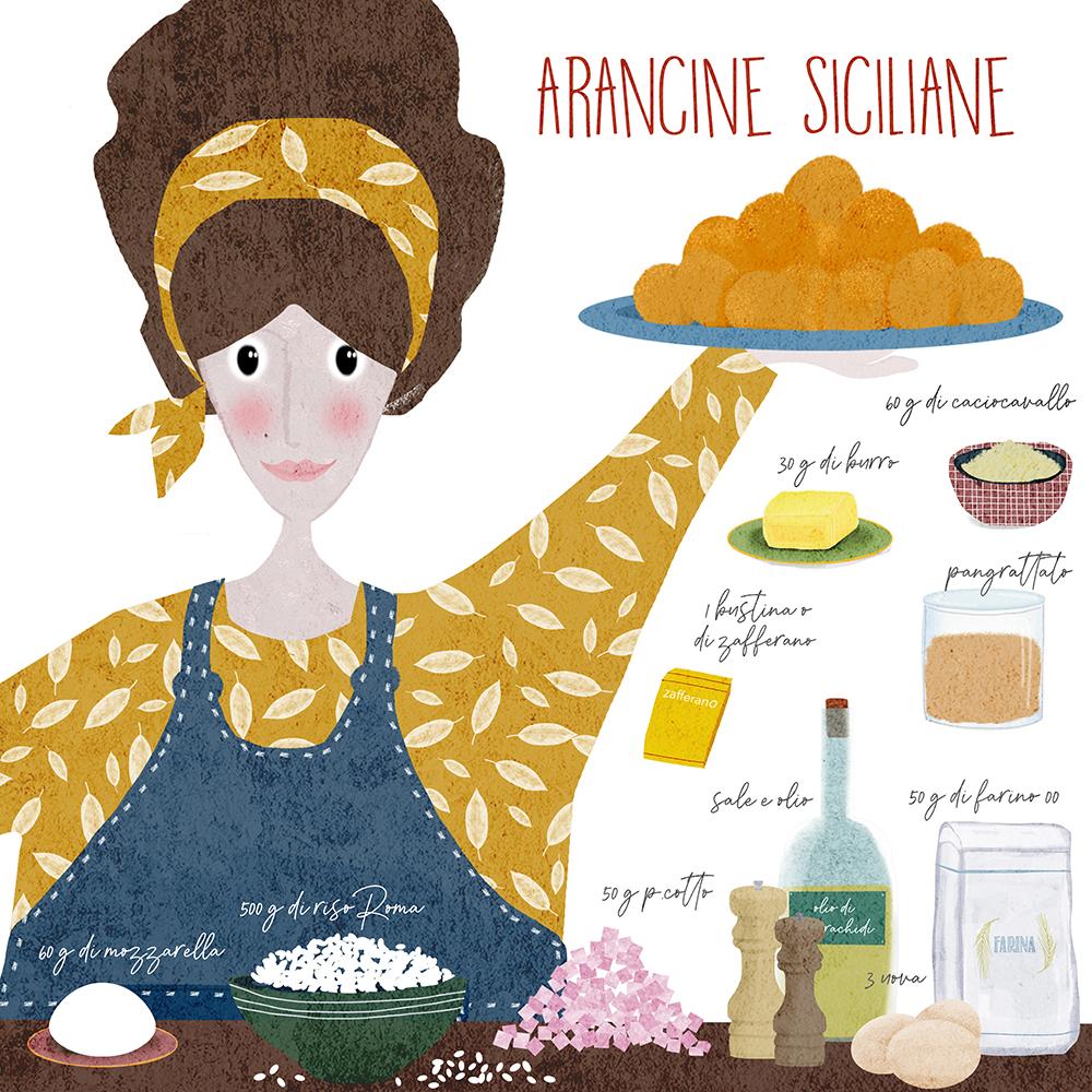 arancine-siciliane-maci-ricette-cookiamo-trentinelli-illustrazione